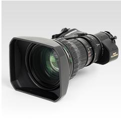 Fuji HD-objektiivi, 23-kertainen telepää, tuplaservot niin zoomille kuin skarpille. 150eur/pvä